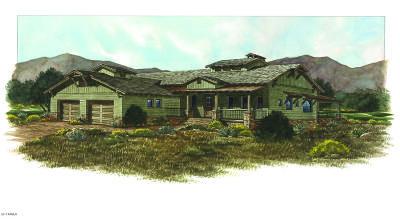 Prescott Single Family Home For Sale: 15040 N Forever View Lane