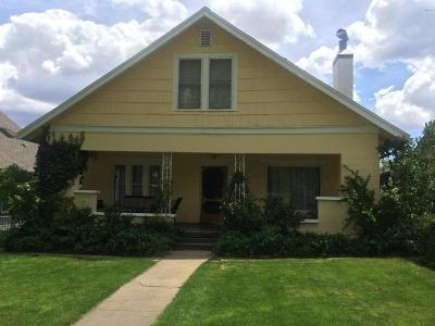 Prescott Single Family Home For Sale: 115 S Mount Vernon Avenue