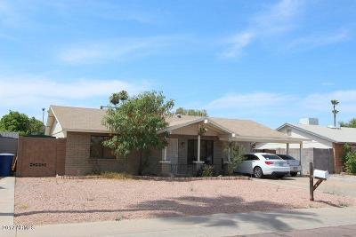Tempe Single Family Home For Sale: 425 E Julie Drive
