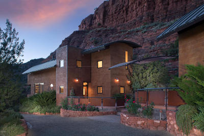 Sedona Single Family Home CCBS (Contract Contingent on B: 2945 Red Rock Loop Road