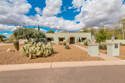 Paradise Valley Single Family Home For Sale: 6802 E North Lane