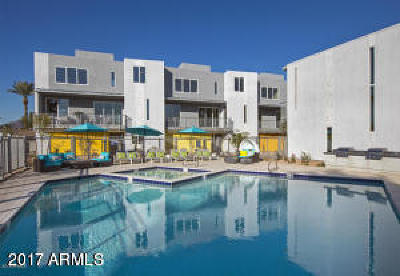 Phoenix Condo/Townhouse For Sale: 4402 N 36th Street #107