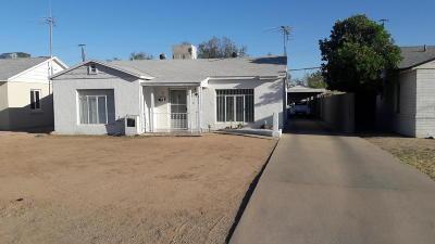 Single Family Home For Sale: 1617 E Roma Avenue