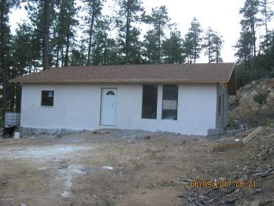 Prescott Single Family Home For Sale: 115 S Gracie Lane