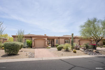 Scottsdale Single Family Home For Sale: 22883 N 79th Place