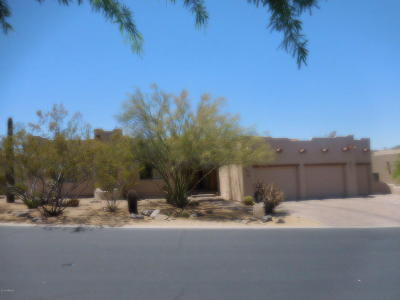 Rancho Manana, Rancho Manana - Miramonte Unit Two, Rancho Manana Tennis Villas Rental For Rent: 5413 E Miramonte Drive