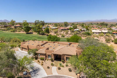 Fountain Hills Single Family Home For Sale: 9830 N Littler Drive