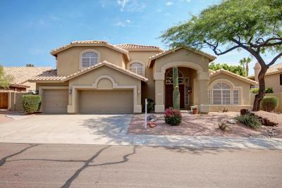 Phoenix Single Family Home For Sale: 2028 E Cathedral Rock Drive