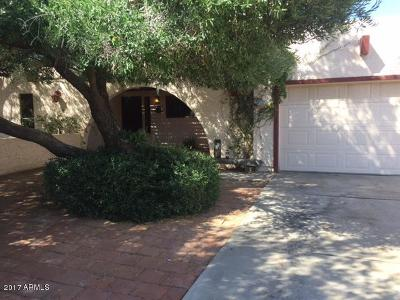 Fountain Hills Single Family Home UCB (Under Contract-Backups): 14843 N Deerskin Drive