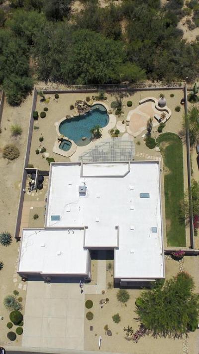 Single Family Home For Sale: 9331 E Hidden Green Drive