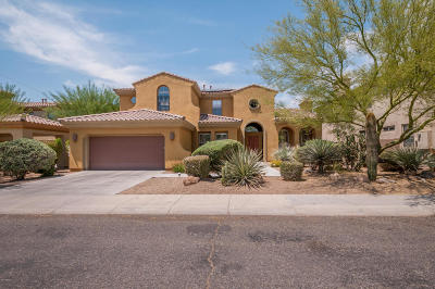 Phoenix Single Family Home For Sale: 3524 E Expedition Way