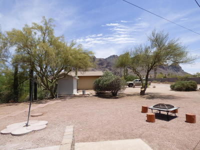 Apache Junction Single Family Home For Sale: 5381 E Mining Camp Street