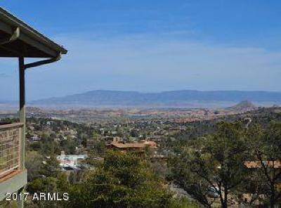 Prescott Single Family Home For Sale: 1214 Highlander Place