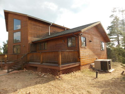 Heber Single Family Home For Sale: 3322 Stone Bridge Trail