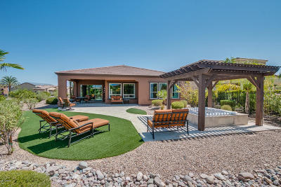 San Tan Valley Single Family Home For Sale: 1503 E Amaranth Trail