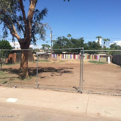 Tempe Residential Lots & Land For Sale: 415 S Robert Road