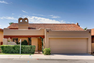 Phoenix Single Family Home For Sale: 6221 N 29th Place