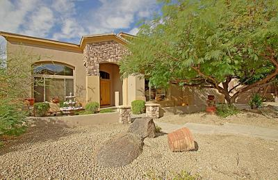 McDowell Mountain Ranch Single Family Home For Sale: 14116 N 109th Street