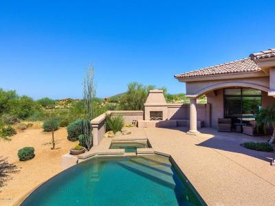 Scottsdale Single Family Home For Sale: 10618 E Rising Sun Drive