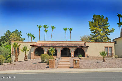 Mesa Single Family Home For Sale: 1262 W Mountain View Drive