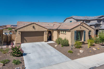 Peoria Single Family Home For Sale: 10754 W Paso Trail
