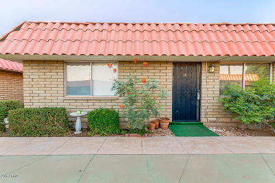 Mesa  Condo/Townhouse For Sale: 141 N Date Street #18