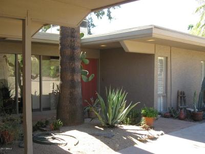 Paradise Valley Single Family Home For Sale: 4001 E Keim Drive