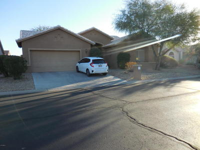 Goodyear Single Family Home For Sale: 15008 W Monterey Way