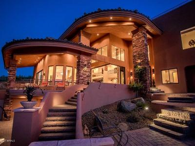 Prescott Single Family Home For Sale: 675 W Lee Boulevard