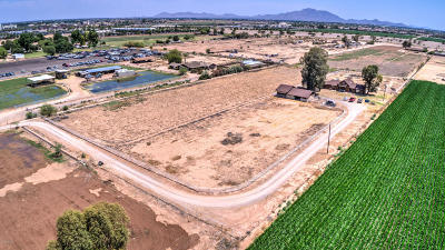 Gilbert Residential Lots & Land UCB (Under Contract-Backups): 14547 E Pecos Road