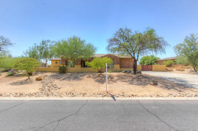 Scottsdale Single Family Home For Sale: 27638 N 61st Place