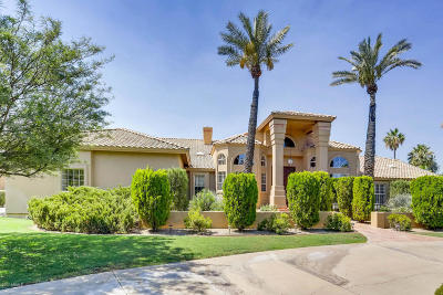 Paradise Valley Single Family Home For Sale: 6921 E Berneil Drive