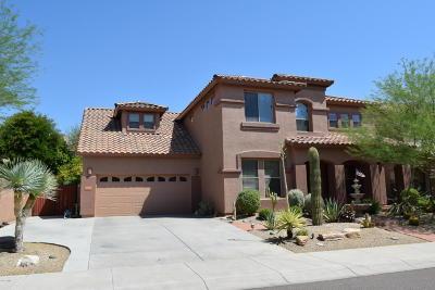 Peoria Single Family Home For Sale: 8362 W Alyssa Lane