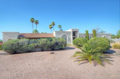 Scottsdale Single Family Home For Sale: 6721 E Ludlow Drive