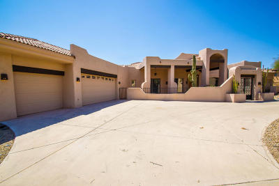 Single Family Home For Sale: 35802 N 58th Street
