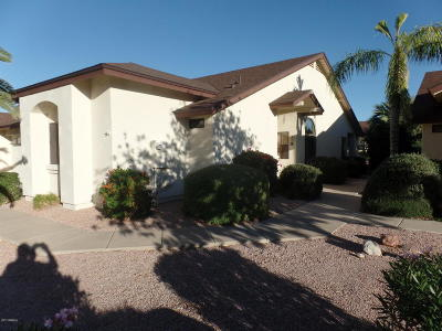 Maricopa County Patio For Sale: 5518 E Lindstrom Lane #57