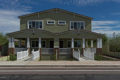 Tempe Multi Family Home For Sale: 1024 Curry Road