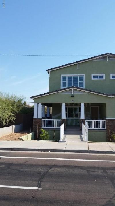 Tempe Condo/Townhouse For Sale: 1024 E Curry Road