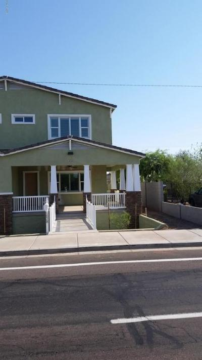 Tempe Condo/Townhouse For Sale: 1028 E Curry Road