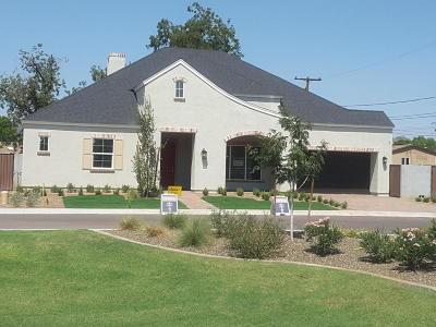 Phoenix Single Family Home For Sale: 610 W Echo Lane