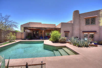 Desert Highlands Single Family Home For Sale: 10040 E Happy Valley Road #455
