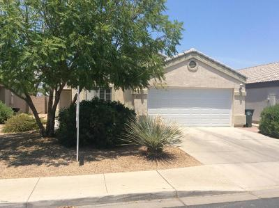 El Mirage Single Family Home For Sale: 12506 W Ash Street