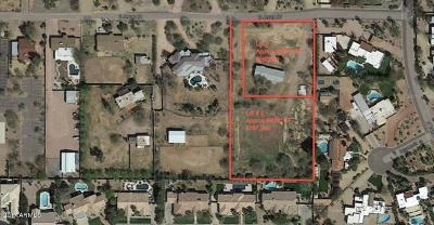 Scottsdale Residential Lots & Land For Sale: 7345 E Jenan Drive