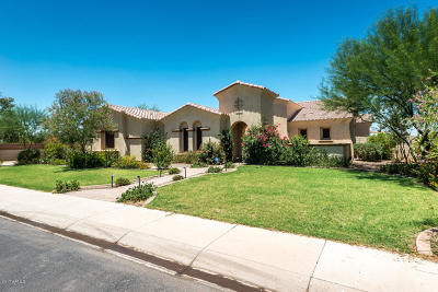 Gilbert Single Family Home For Sale: 3044 E Blackhawk Drive