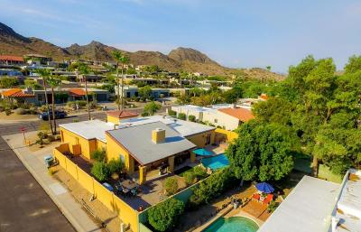 Phoenix Single Family Home For Sale: 1627 E Butler Drive