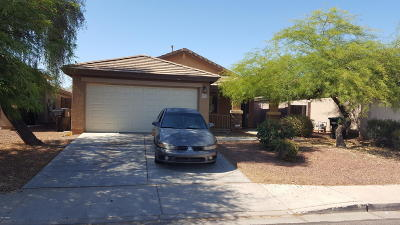 Avondale Single Family Home UCB (Under Contract-Backups): 10752 W Mountain View Drive