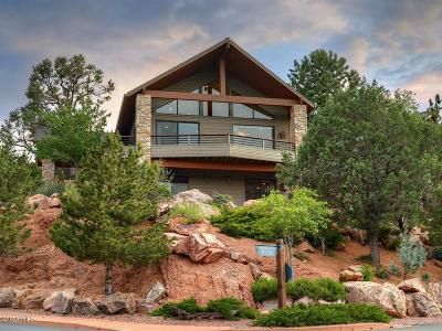Payson Single Family Home For Sale: 600 N Grapevine Drive