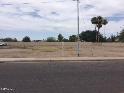 Glendale Residential Lots & Land For Sale: Xxxx N 49th Avenue