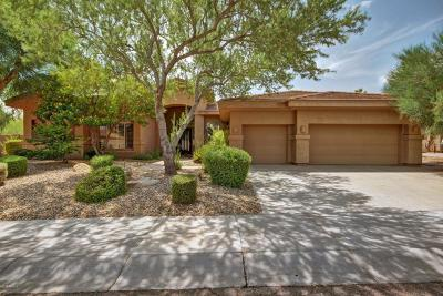 Scottsdale Single Family Home For Sale: 24816 N 76th Place