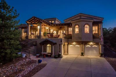 Prescott Single Family Home For Sale: 3409 E Sanddraw Circle
